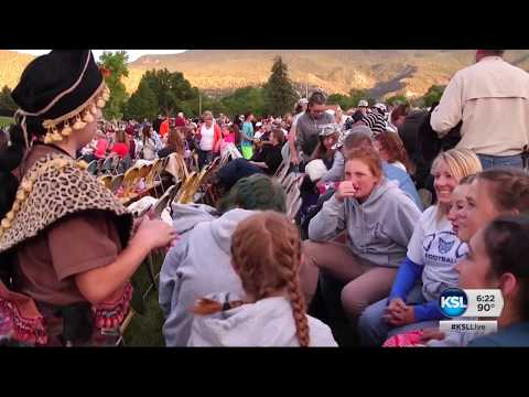 Mormon Miracle Pageant expected to be a little shorter this year