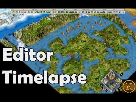 Age Of Mythology Scenario Timelapse Editor XXL Nomad Type Of Map