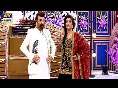 'Nida Yasir' Ne Eid Ke Din 'Yasir Nawaz' Se Kia Farmayesh Ki?