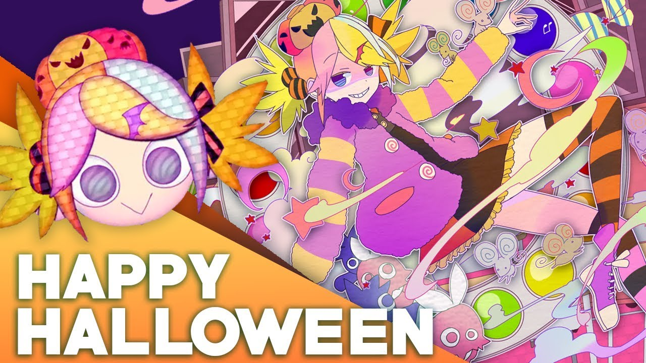 happy halloween (english cover)【jubyphonic】 - youtube