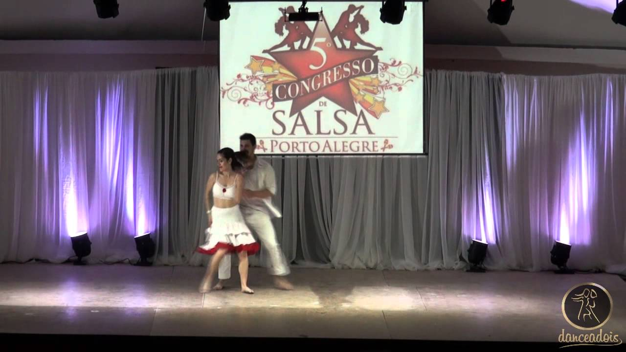 POA SALSA CONGRESS 2015 - Marcos Kieling e Caroline Wuppel - Salsa e ...