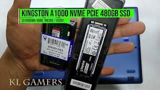 Lenovo IdeaPad 330-15ICH Notebook Upgrade DDR4 RAM & M.2 2280 Kingston A1000 NVMe SSD 2019