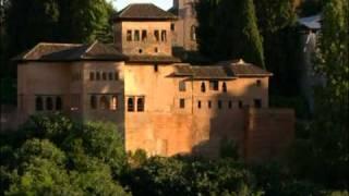 Супер Сооружения Древности The Alhambra.avi(Альгамбра ( арабский : الحمراء, Аль-Хамра