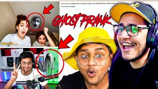 Ghost in My Room PRANK on Omegle with TRIGGERED INSAAN