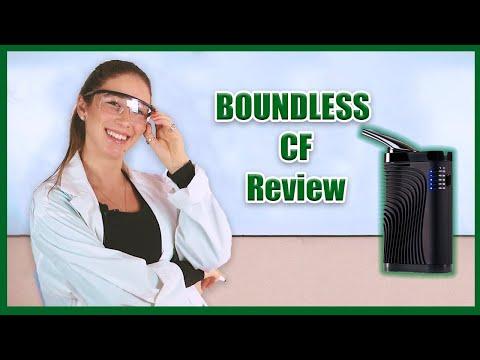 Boundless CF Vaporizer Review