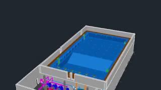 видео Проектирование плавательных бассейнов