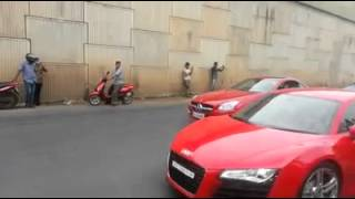 #Exotic Cars at Vadodara