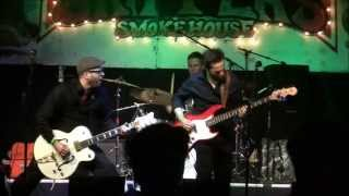 """""""The Wedge"""" performed by """"Hairdresser On Fire"""" at the 11th Annual WMNF Rockabilly Ruckus"""