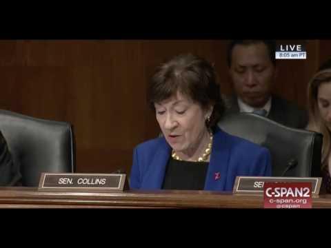 Susan Collins and the DeVos Vote