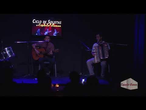 1 Juan Barroca - Ciclo de Solistas en Espacio Sumun