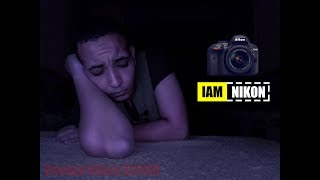 مراجعة الكاميرا نيكون D3400