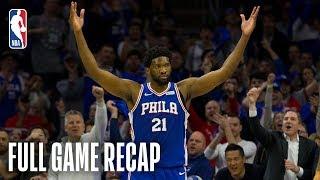 NETS vs 76ERS | Historic 3rd Quarter Scoring Propels Philadelphia | Game 2