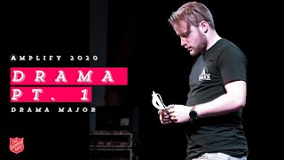 Drama Major - Part 1 - Live at Amplify 2020