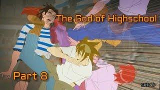 Video The god of Highschool 2017 Gameplay  part 8 download MP3, 3GP, MP4, WEBM, AVI, FLV Maret 2018