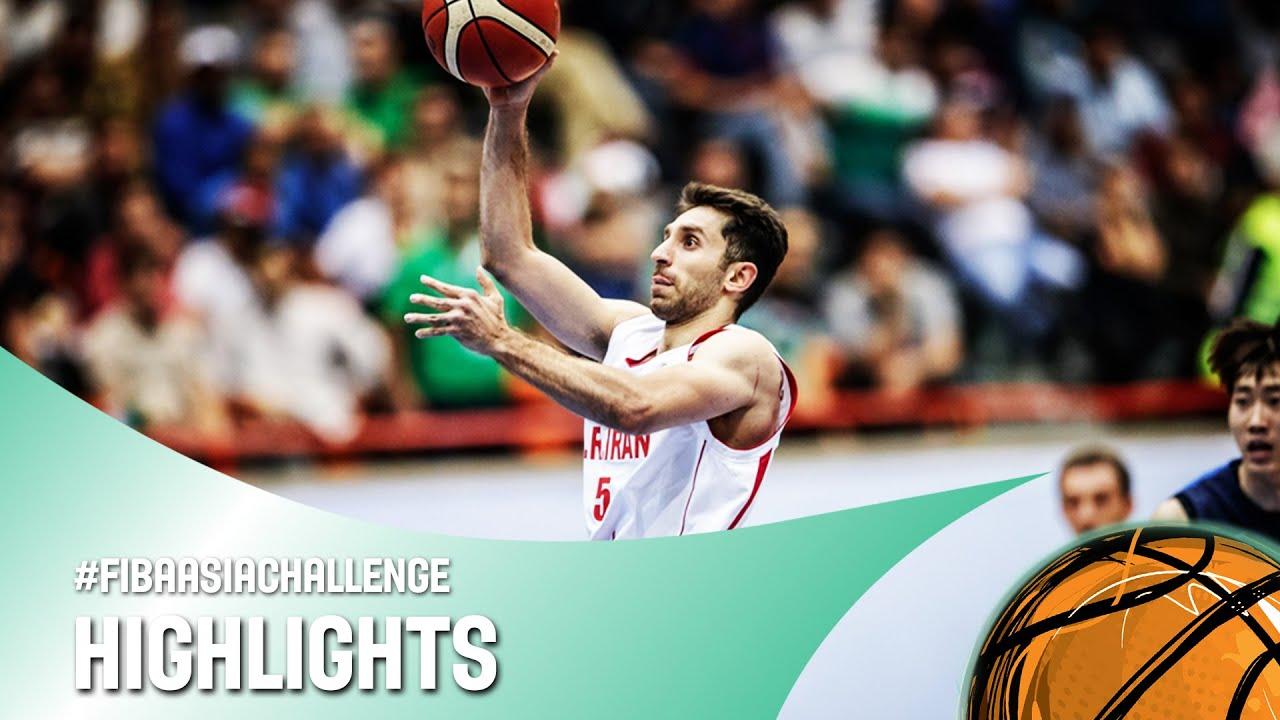 Iran v Korea - Final Highlights
