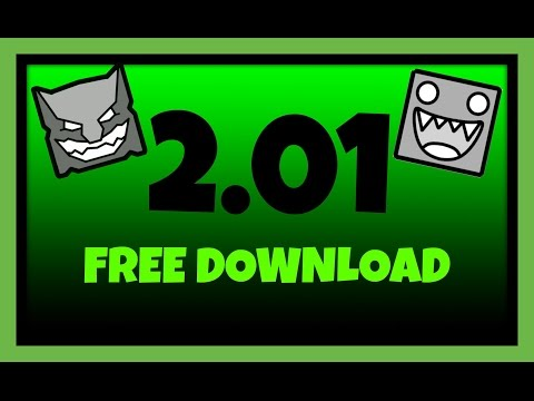 [2.0 ISSUES] Geometry Dash 2.01 Free Download! (PC)