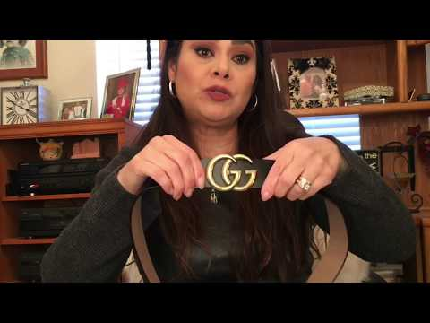 Replica GUCCI Marmont BELT/LOGO T-SHIRT - Review, Where To Buy & Costs|FASHION