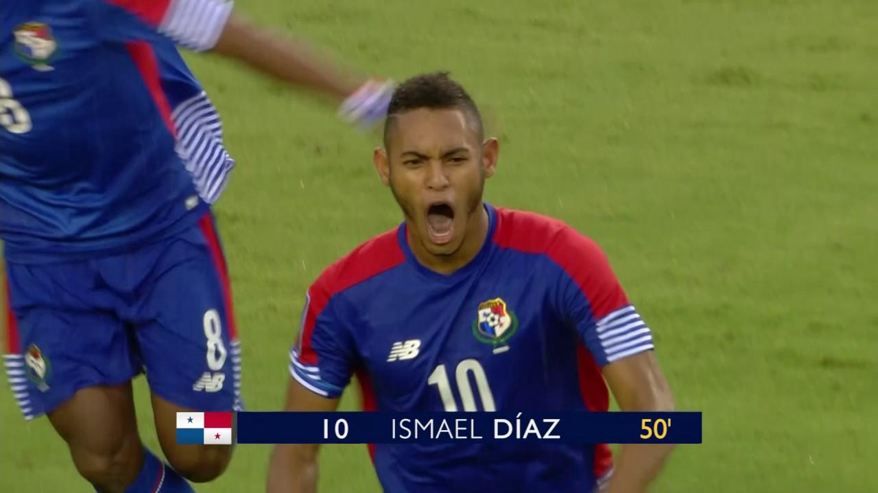 Панама - Никарагуа 2:1 видео