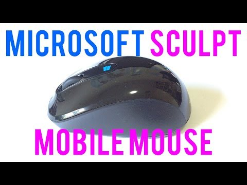 Microsoft Sculpt Mobile Mouse 2018 - Real Reviews