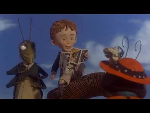 Смотреть джеймс и гигантский персик мультфильм
