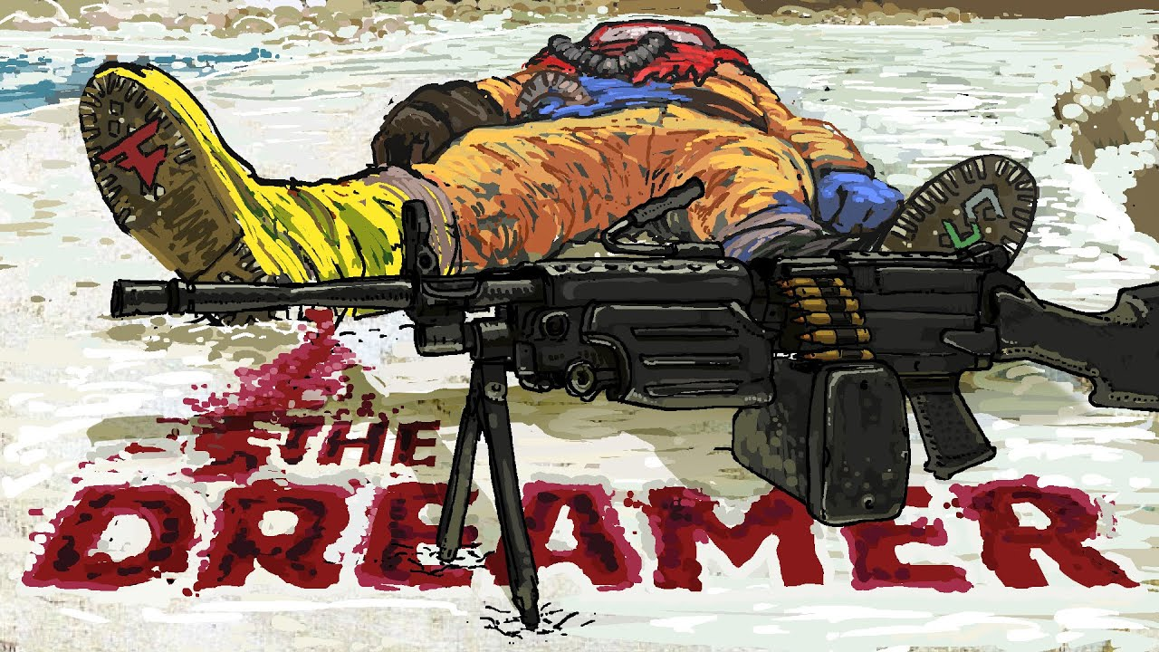 THE DREAMER - Rust (#Faze5 Submission)