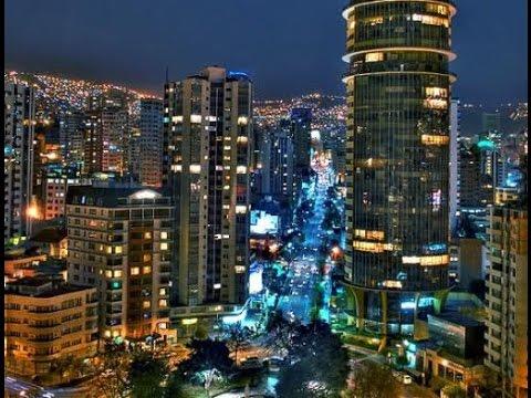 LA PAZ-BOLIVIA: Ciudad Maravilla del Mundo