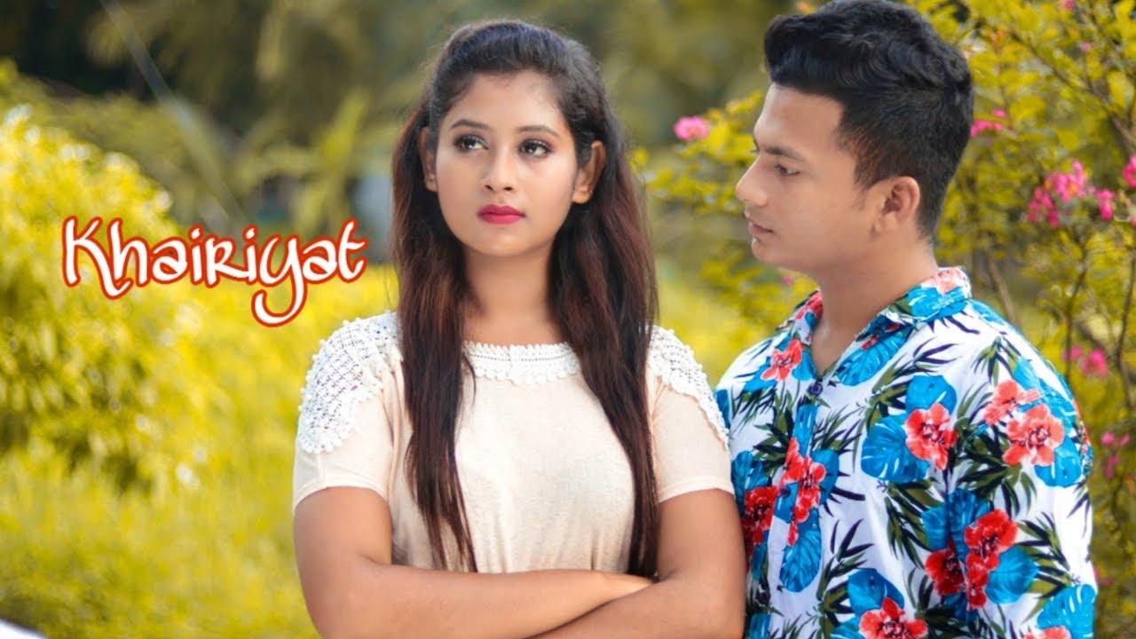 Khairiyat Video | Chhichhore | Nitesh Tiwari | Arijit Singh | Sushant, Shraddha | Pritam