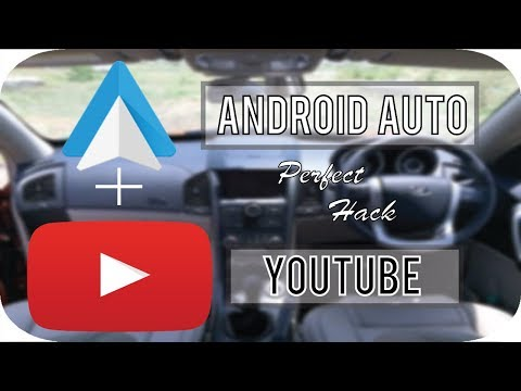 How to watch Movies and YouTube videos on Android Auto in