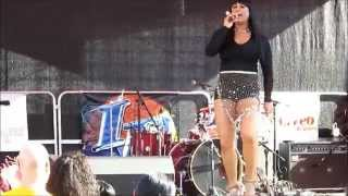 "CeCe Peniston: ""Keep On Walking"" & ""We Got a Love Thang"" - Queens Pride New York 6/7/15"