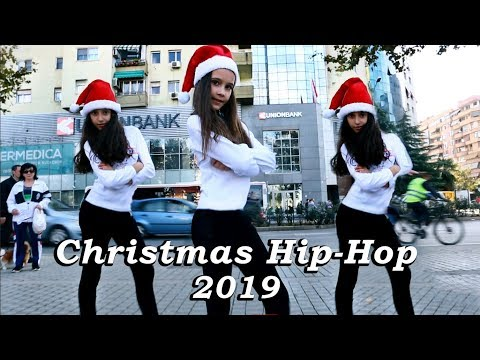 Merry Christmas - Kids Dance Version 2019 Jingle Bells ( In Public )