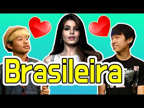 Koreans React To Brazilian Women | LATINO COREANO 007