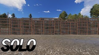 BREAKING OUT OF BEACH-LOCK! (Rust)