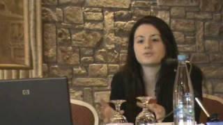 Elena Giorgi Cyprus Euromath 2009   seconda parte