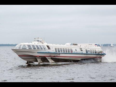 Санкт-Петербург. Метеор 247