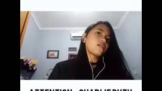 Charlie Puth Attention Cover by Hanin Dhiya