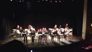 waubonsee cc steel band with uptown funk