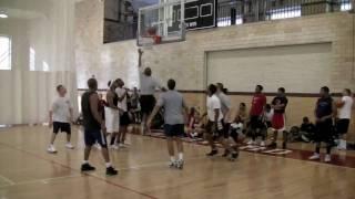 harvard bmf basketball tourney 2010 vs hupd