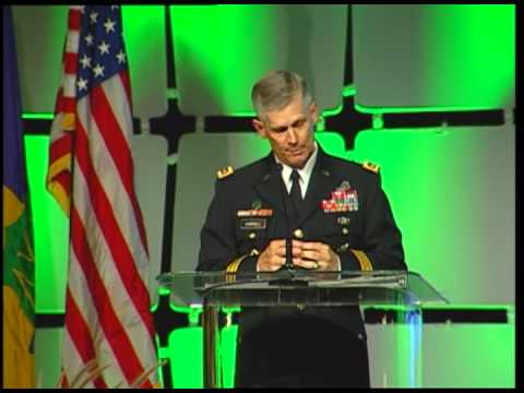Lt. Gen. Donald Campbell - Keynote Speech