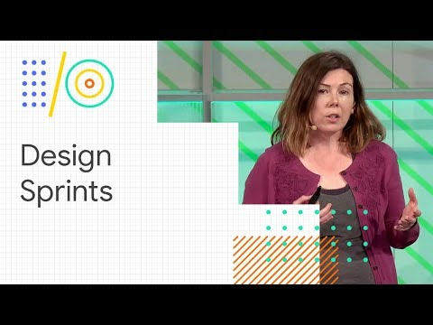 The value of immersive design sprints (Google I/O '18)
