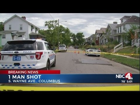Columbus Police investigating Hilltop shooting