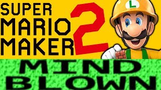 How Super Mario Maker 2 is Mind Blowing! (Ft. DGR)