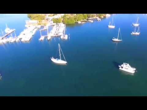 Salinas anchorage P.R.