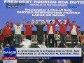 11 senatorial bets ni Pangulong Duterte, may pagkakaiba sa 13 inendorso ng kanyang anak