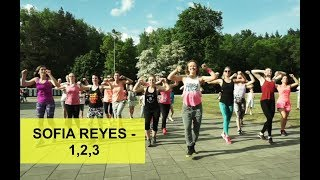 Zumba - Sofia Reyes 1,2, 3 (Ft Jason Derulo) Video