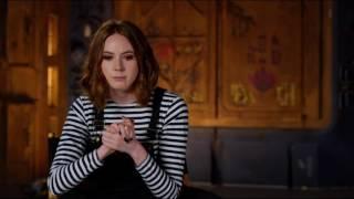 "Guardians of the Galaxy Vol. 2: Karen Gillan ""Nebula"" Behind the Scenes Movie Interview"