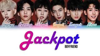 Boyfriend - Jackpot