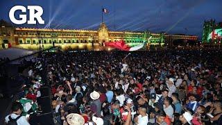 Mexicanos al Grito de AMLO