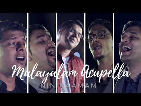 NIN NAAMAM | Malayalam Acapella | Cherry George Cherian & The Livingstones quartet