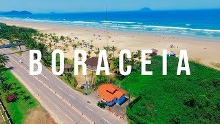 Praia de Boracéia - Imagens Aéreas - Track Motion Studios
