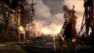 Report  God of War Saga Coming to PS3   IGN